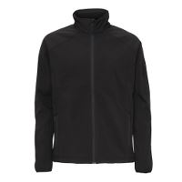 Stadsing Herre Softshell jakke, sort, 2XL