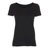 Stadsing T-shirt, Lady, classic, sort , M