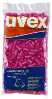 Uvex Com4-fit refill pack, model magenta