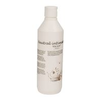WeCare® Neutral intimate soap, 500 ml