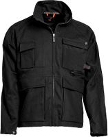 Worksafe Worker Jacket, S, sort