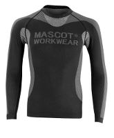 MASCOT® lahti undertrøje, L/XL, sort