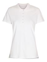 Stadsing Stretch Polo Lady, hvid, M