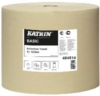 Katrin Basic XL, industrirulle, gul, 1170 m