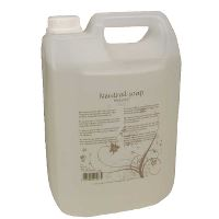 WeCare® Neutral soap, Svanemærket, 5 ltr.