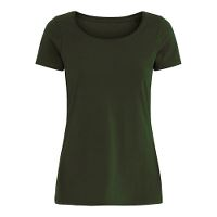 Stadsing T-shirt, Lady, classic, bottle green, M