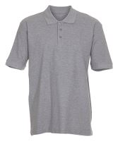 Stadsing Polo-shirt, classic, oxford grey, M