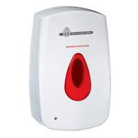 WeCare® sensor dispenser til skumdesinfektion, rød dråbe, 800 ml