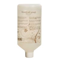WeCare® Neutral soap S1, Svanemærket, 1 ltr.