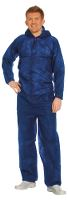 Worksafe engangsdragt, PP coverall, 2XL, blå