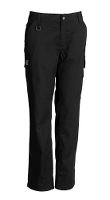 Worksafe Service Soft Chino dame, C38, sort