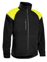 Worksafe Add Visibility Fleece jakke, L